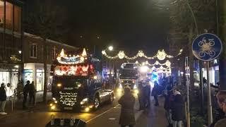 Verlichte trucks 22-12-2018 Zeist