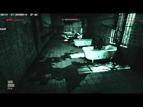 Outlast Gameplay Walkthrough - Part 5 - Turn On Water Pumps