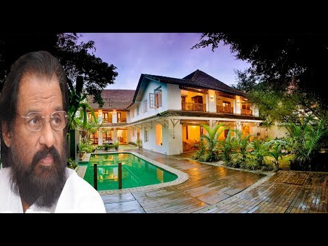 K. J. Yesudas Luxury Life | Net Worth | Salary | Business | Cars | House | Family | Biography