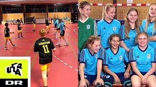 Pigerne imod drengene / Den første kamp | Håndboldmissionen | Ultra