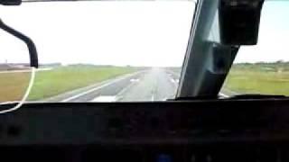 Embraer 190 Landing