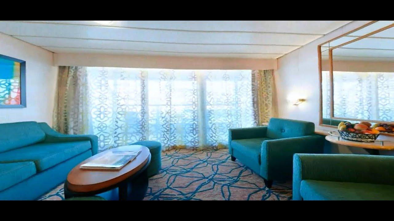 Grandeur Of The Seas Junior Suite 2013 Youtube