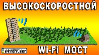 видео Купить Ubiquiti PowerBeam M5-400 (PBE-M5-400)