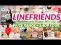 PLAY LINEFRIENDS | BT21 STORE TOUR 2020 @ ROBINSONS PLACE MANILA + PRICE RANGE
