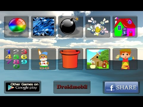 Best Children Games (Android Game)