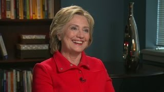 Hillary Clinton on State of the Union: Part 1