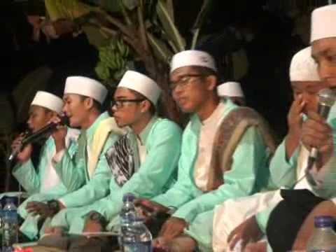 Pantura bersholawat bersama Riyadlul Jannah Madura