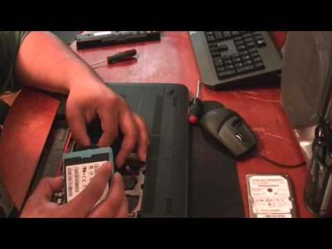 HP ENVY 15Z-J000 SSD & RAM UPGRADE (2013) (Tech Dojo #11)