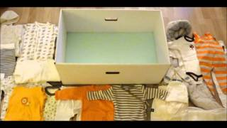 Finnish Baby Box For Catherine And William