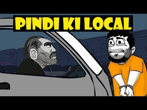 Pindi Islamabad public transport experiences
