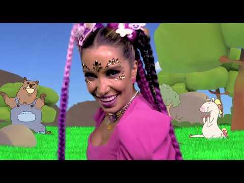 A Jugar Con Andrea - Video Oficial - Andrea Escalona