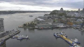 Port de Quebec