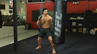 EA Sports UFC 2 - Modo Carreira: O INÍCIO (Gameplay PS4/XONE)