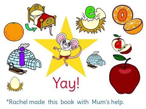 Find the Picture - Short Vowels - Learning With Ricardo