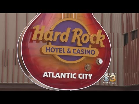 Grand Opening Of Hard Rock Atlantic City