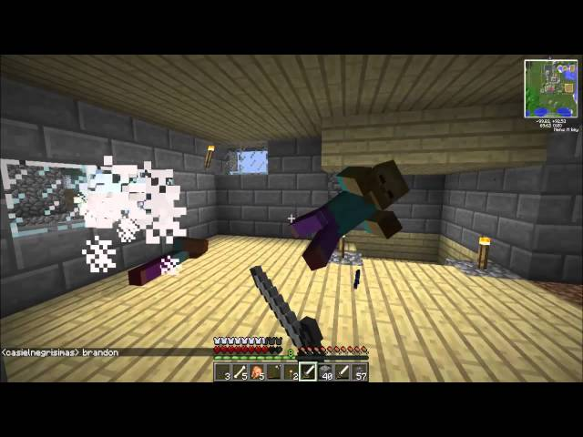 Minecraft Invasion Mod (SG-Capitulo 3) Videos De Viajes