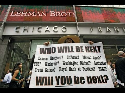 The Financial Crisis of 2008 - the most dangerous crisis since the Great Depression  (Documentary)