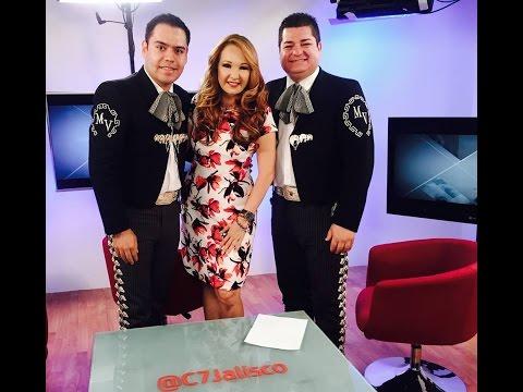 Entrevista Mariachi Vargas de Tecalitlán & Karina Hernandez Laberinto de los Famosos Guadalajara