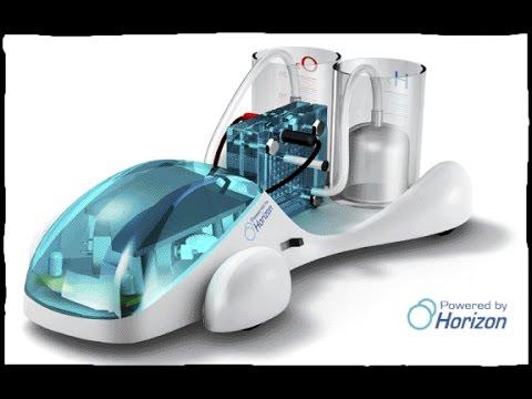 Kit voiture à hydrogène horizon fcjj-20