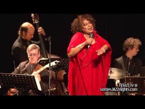 L'Orchestre national de Jazz de Mtl Ranee Lee - I've Got The Whole World On a String - TVJazz.tv