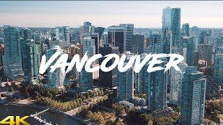 Vancouver Trip   Cinematic   Panasonic GH5   DJI Mavic Pro