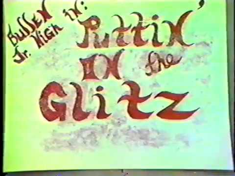 Bullen Jr. High 1988  Puttin' On The Glitz Talent Show