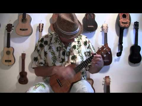 Sweet Child O`Mine (Ukulele Solo Cover)