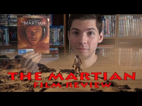 Download The Martian (2015) Blu-Ray Movie Review