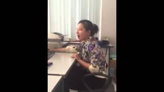 Trót Yêu - Phượng Vũ Clip cô gái Hải Phòng hát hay lan truyền trên mạng