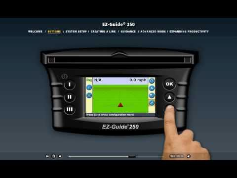 EZ-Guide 250 Demo Video