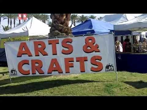 Everything You Need To Know About The College of the Desert Street Fair