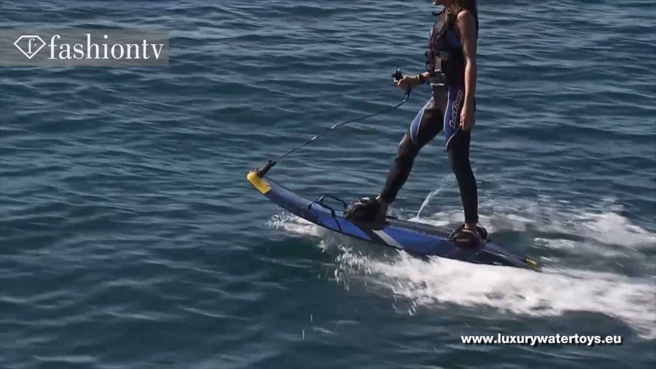 Luxury Water Toys Monaco Yacht Show 2013 Youtube
