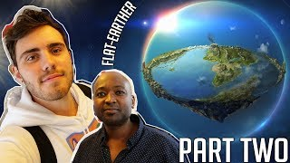 Is The Earth Flat??? (Ft A Flat-Earther)