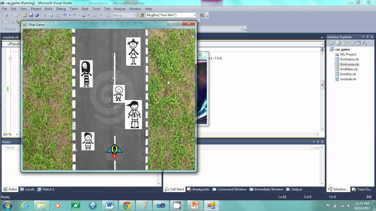 How To Make A Battleship Game In Visual Basic « Join the