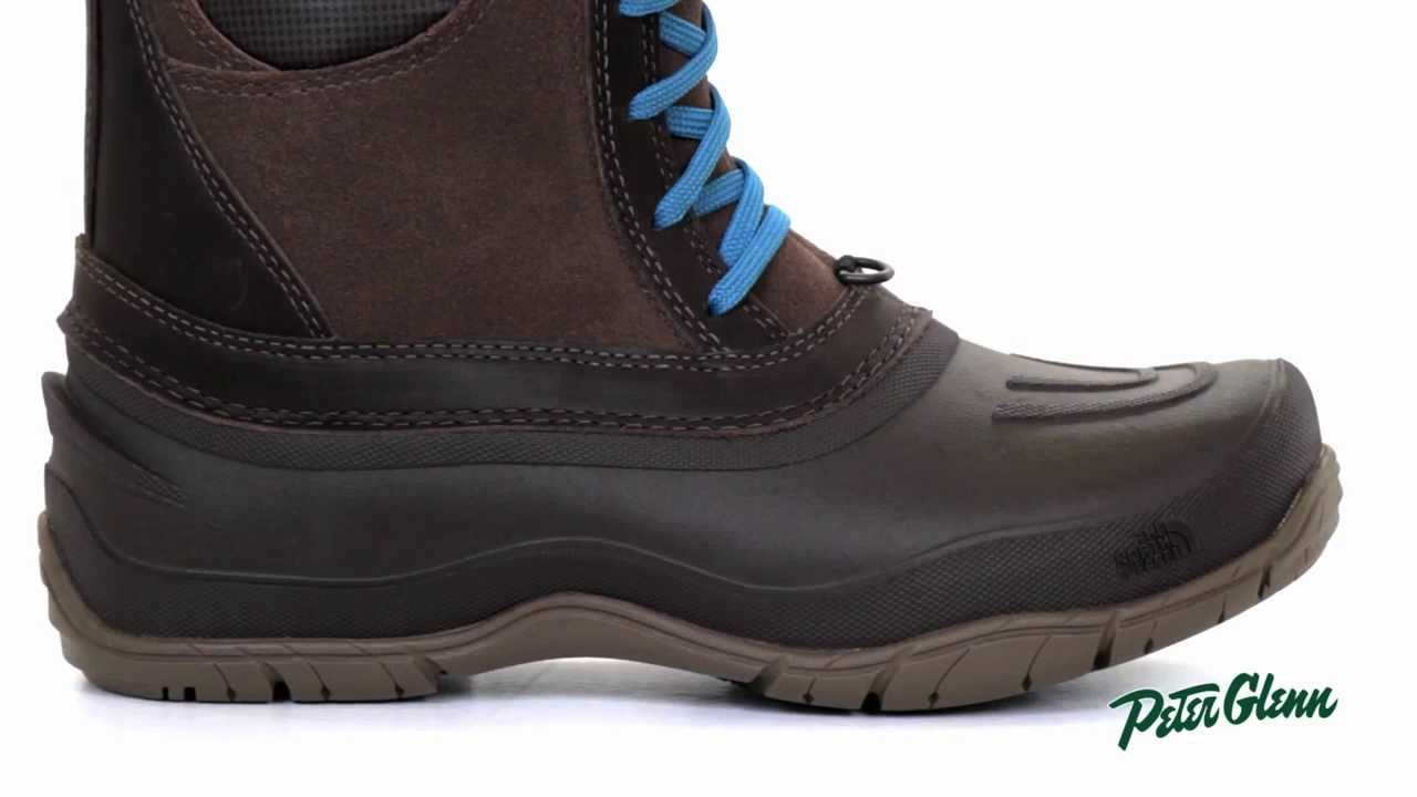 womens northface boots