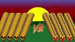 ⚔️ Griffon vs Golden Spearton 💛 STICK WAR LEGACY Huge Update l Unlimited Gold Hack Apk in Stick War