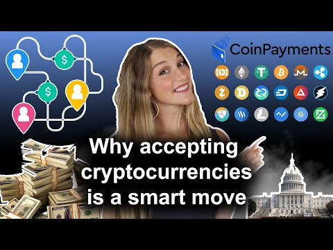 Why Accepting Crypto For Your Business Is A No Brainer!
