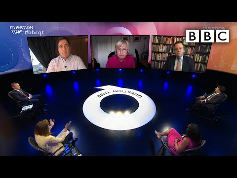 Coronavirus: 'How did UK government let 30,000 death toll happen?' | Question Time - BBC