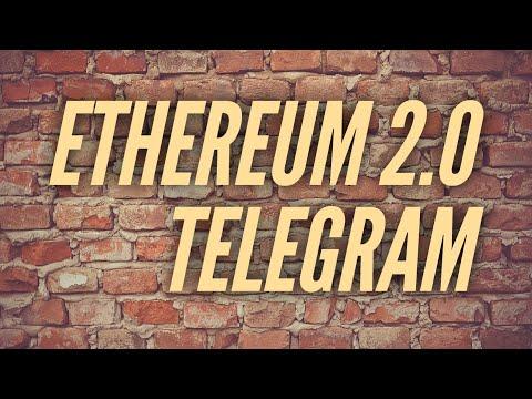 Ethereum 2.0 , Telegram  powtórka ICO ????