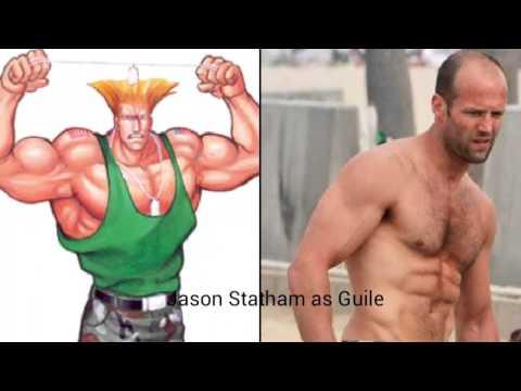 Street Fighter World Warrior Movie Fan Cast Youtube