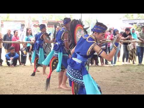 Seni Tari Jathilan Penari Putera, Boro Expo 2017