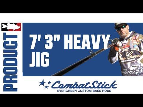 Brett Hite Talks About The Evergreen Combat Stick 7' 3