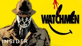 What Makes Watchmen So Great | The Art Of Film