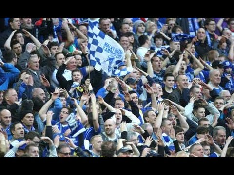Best of Cardiff City Fans 2015/16.