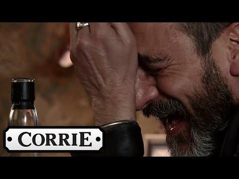 Coronation Street - A Broken Peter Starts Drinking Again