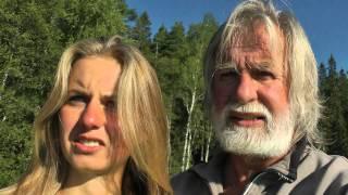 """Wieder unterwegs (22) 2015:   Auch mal """"URLAUB"""" auf schwedisch"""