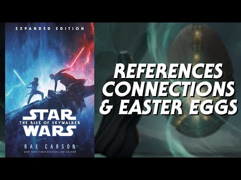 Star Wars References, Connections, and Easter Eggs in The Rise of Skywalker Novelization