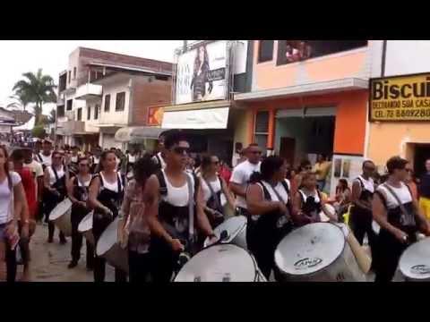 BEDASOM - Desfile