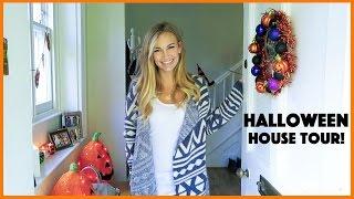 Halloween House Tour 2016! | Anna Saccone