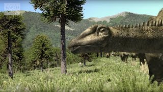 Walking With Dinosaurs - The most watched documentary series of all time - Earth Unplugged